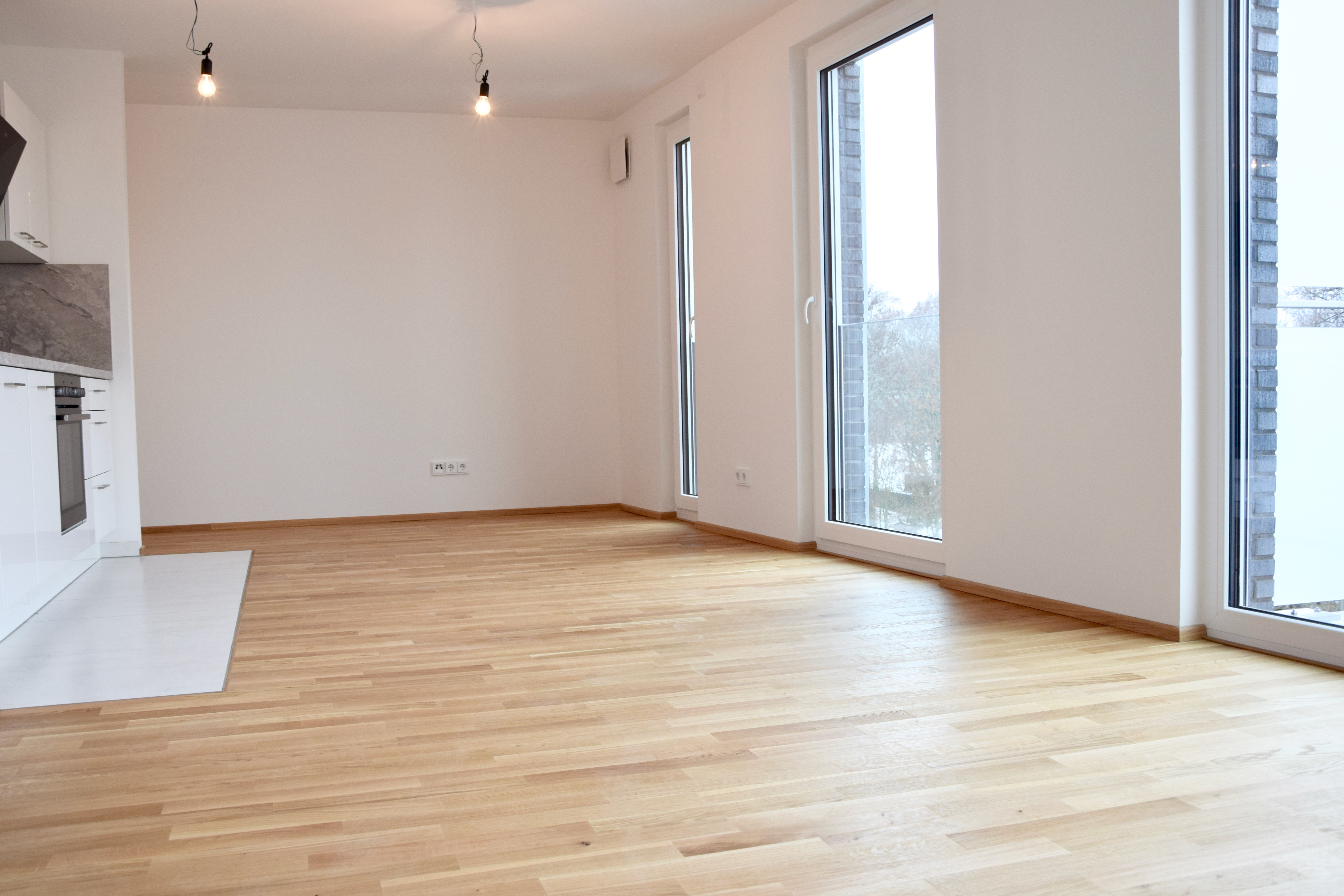 Frankfurt Bockenheim, ab sofort verfügbar: 2 Zimmer Wohnungen ab 57qm - 66qm