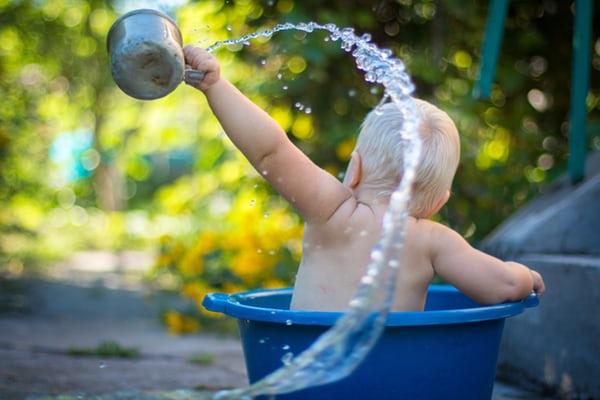 Wassersparen leichtgemacht!